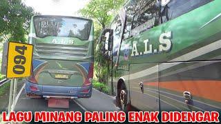 Download lagu [LAGU MINANG PALING ENAK DI DENGAR] BUS ALS 094 MEDAN - PADANG DI JALAN RAYA LINTAS TENGAH SUMATRA