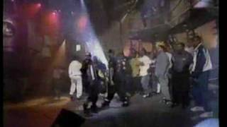 Gang Starr & Nice N Smooth DWYCK In Living Color LIVE