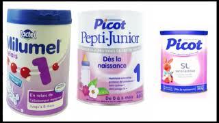Lait infantile contaminé : L'entreprise productrice lactalis convoquée