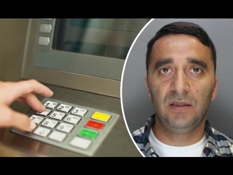 Romanians in UK   Cash Point ATM's Fraud Gangs