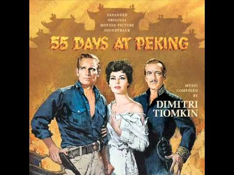 55 Days At Peking | Soundtrack Suite (Dimitri Tiomkin)