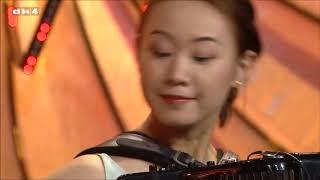 Punzi plays Guisganderie (West -est duo), Hanzhi wang, Accordeon