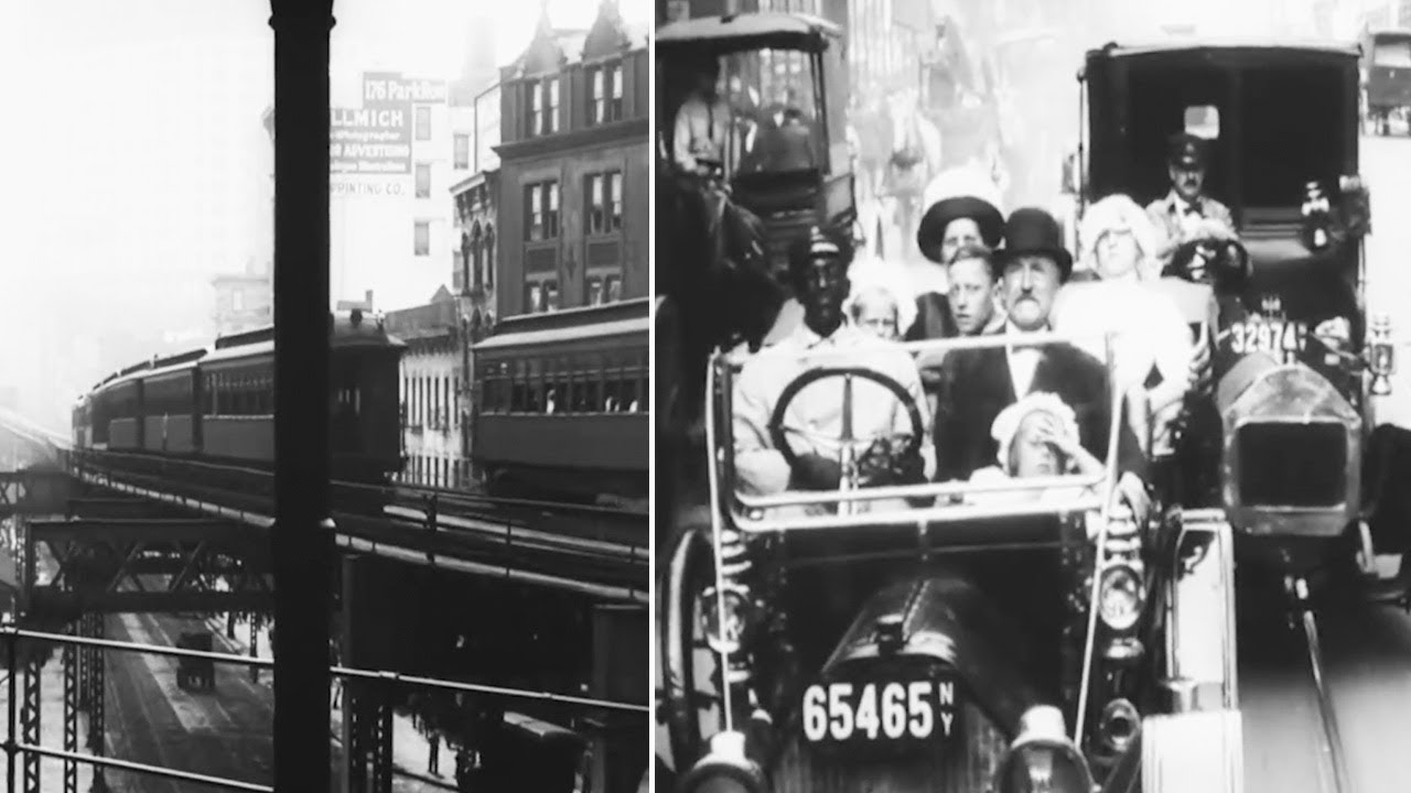 Ozzy Man Reviews: New York City 1911