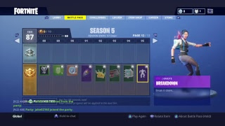 Rook Skin And Gameplay (Fortnite Battle Royale)