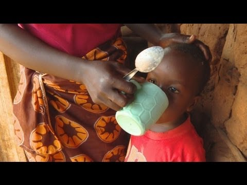 euronews futuris - Micronutrients against malnutrition