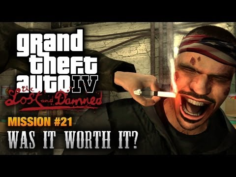 GTA: The Lost and Damned - Mission #21 - Was It Worth It? (1080p)