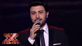 ماجد المهندس - سحرني حلاها - العروض المباشرة الأسبوع 8 - The X Factor 2013