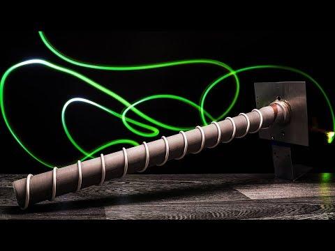 Спиральная антенна для усиления сигнала мобильного интернета ! Своими руками!