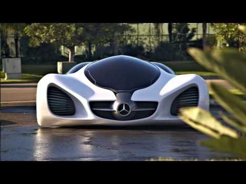 2010 Mercedes-Benz Biome Concept