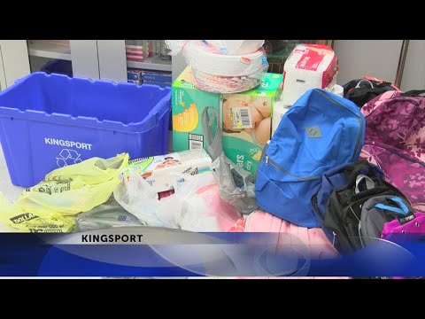 John Sevier Middle School collecting backpacks for Hurricane Harvey victims
