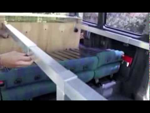 CAMPINAMBULLE : Transformer sa voiture en camping-car