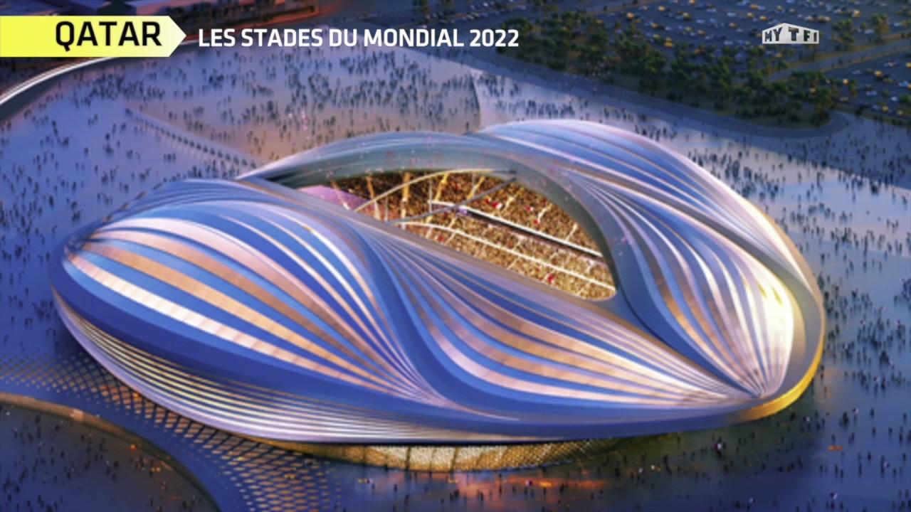 Qatar les stades de la coupe du monde 2022 youtube - Stade coupe du monde 2022 ...