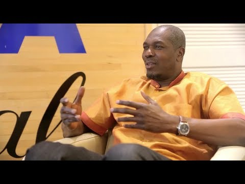 Exclusive Interview: Hakeem Olajuwon Discusses DR34M Line & His NBA Legacy