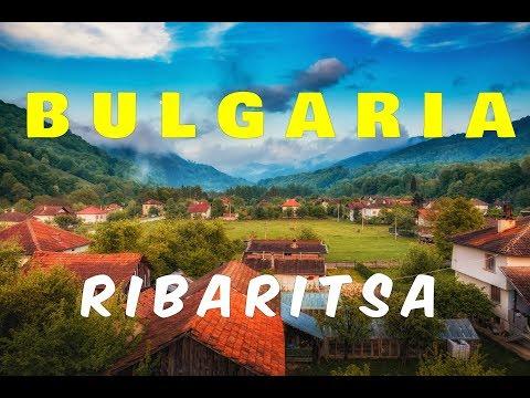 Болгария - Тетевен, Рибарица. Горы и водопады.