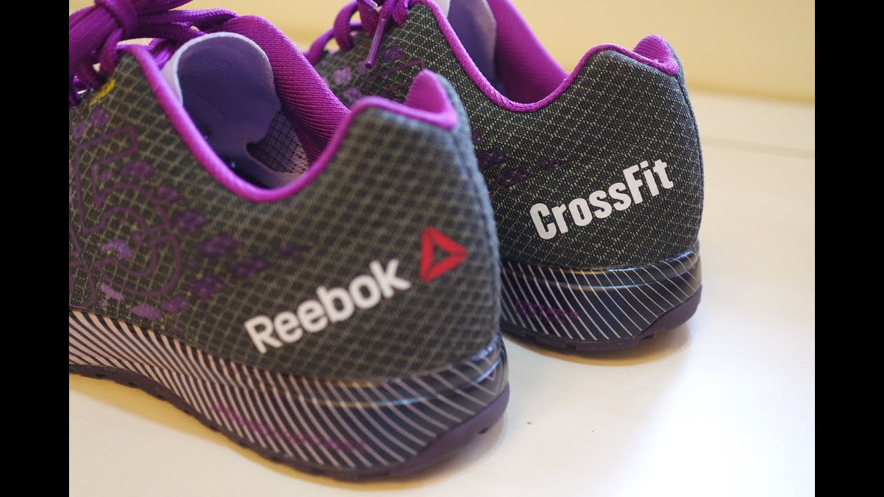 20151020 Reebok crossfit nano 5.0 開箱影片- YouTube bf60aa88a