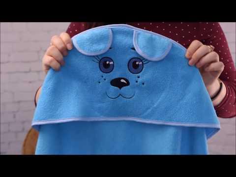 Махровое полотенце уголок детский - Ивтекс37