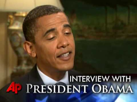 AP Interview: Obama Dishes on White House Food