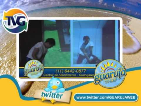 PROGRAMA DE TELEVISAO - GUARUJAWEB NA TV