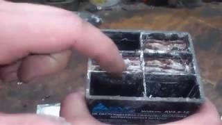 Що всередині акумулятора свинцево-кислотного від UPS.