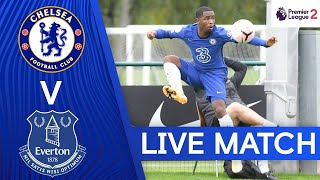 Chelsea v Everton | Premier League 2 | Live Match