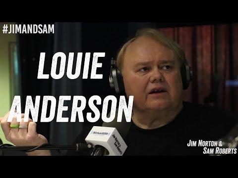 Louie Anderson - Winning an Emmy, Baskets Season 2, Hope - Jim Norton & Sam Roberts