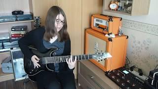 Annisokay  Unaware (Guitar Cover)