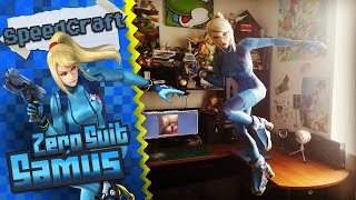 Super Smash Bros Papercraft ~ Zero Suit Samus ~