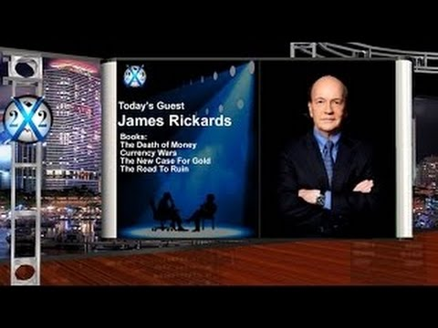 The Petro Dollar Is Dead, Dollar Devaluation, Pensions Lost, World Currency: James Rickard