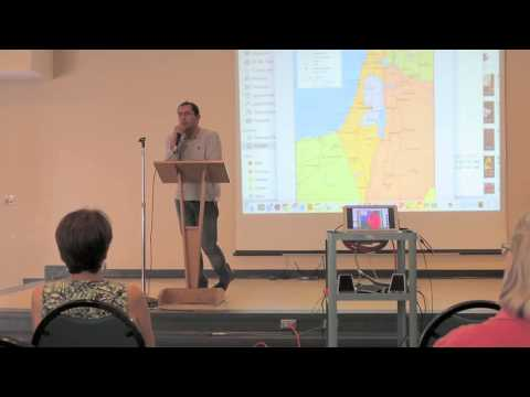 Rabbi Hanan & Khaled Abu Awaad speak at Augustan Lutheran Church