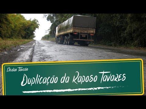 Duplicação da Raposo Tavares no interior