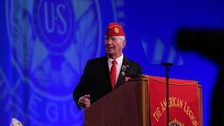 American Legion elects new National Commander
