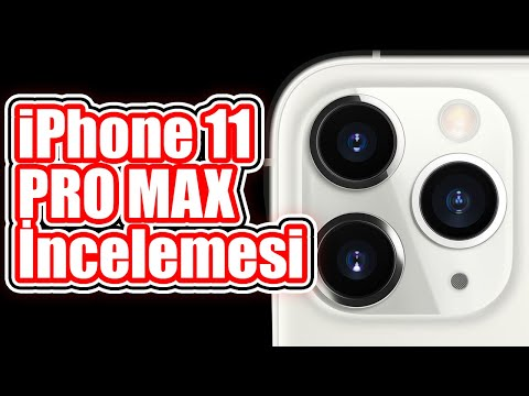 Harbiden Şahin Parasına Satılacak iPhone 11 Pro Max İncelemesi (Almaya Değer mi?)