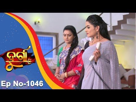 Durga | Full Ep 1046 | 16th Apr 2018 | Odia Serial - TarangTV