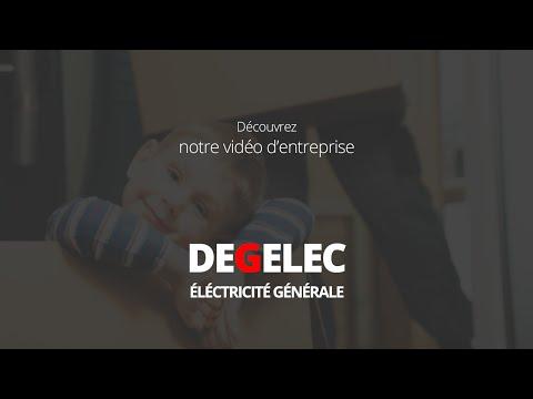 ÉLECTRICITÉ GÉNÉRALE - BADEN (56) - SARL DEGELEC
