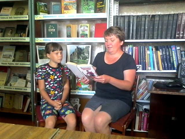 Изображение предпросмотра прочтения – СанияАрхипова читает произведение «Заколдованная буква» В.Ю.Драгунского