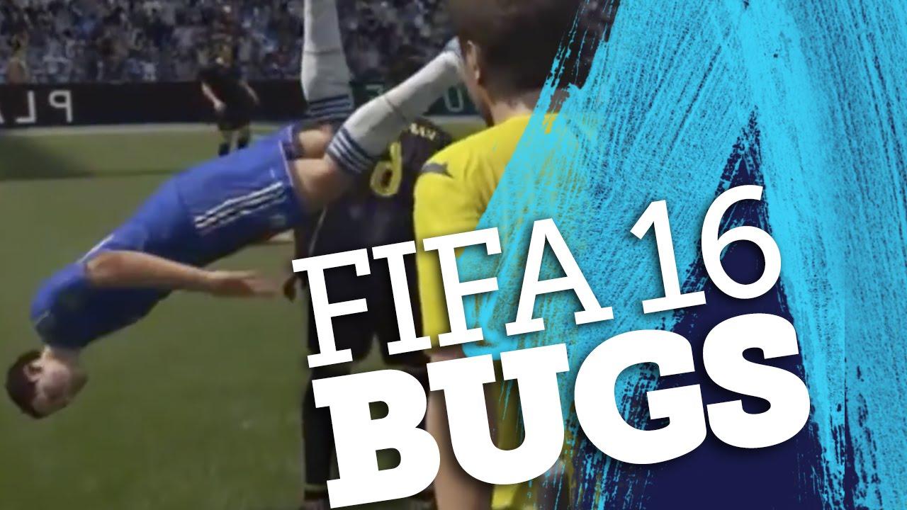Fifa 16 Bugs