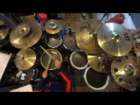 Incognito - Still a Friend of Mine drum cover - drummer Yun Sung Wook / 드러머 윤성욱