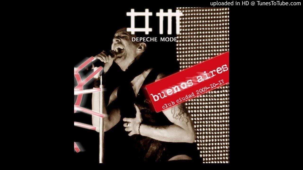 Depeche Mode – Fly On The Windscreen [live-bootleg] soundboard rec