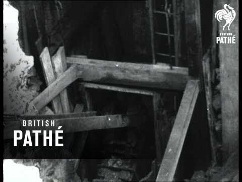 Cornish Tin Mine Disaster (1919)