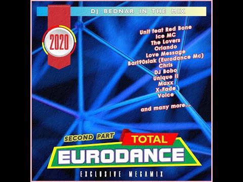 90's Dj Bednar  - Total Eurodance Second Part