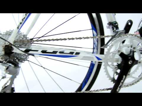 Fuji Sportif vs. Fuji Roubaix Bike Comparison from Performance Bicycle