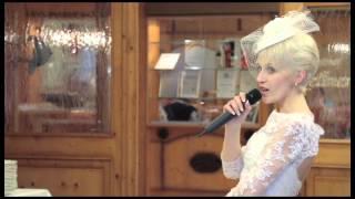 Невеста поёт РЭП жениху на свадьбе - Все в восторге!!!
