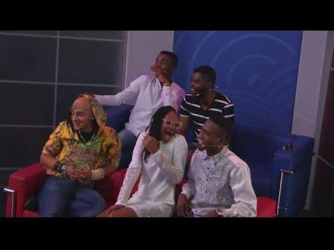 DJ SOSE, MARVIS, JOSH2FUNNY, LIFEE, JESSAY AND BAMIDELE OLAMILEKAN ON #TheOgbongeShow WazobiaMax