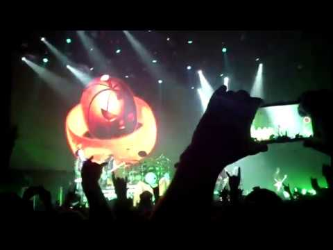 Helloween in Moscow -- Medley: Starlight / Ride the Sky / Judas / Heavy Metal (Is the Law)