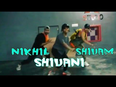 Unique x crew  / dancing , shivam Rawat, Nikhil yadav,  shivani singh