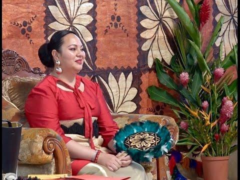 HRH Princess Angelika Lātūfuipeka | Tonga College 'Atele | Youth Empowerment Visitation