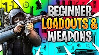 Beginner Loadouts and Weapons - Tarkov Tutorial