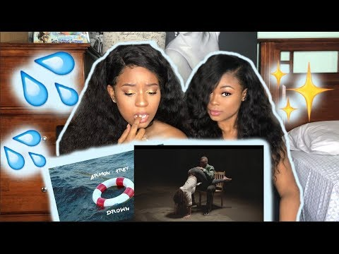 Ar'mon And Trey - Drown (OFFICIAL MUSIC VIDEO) | REACTION!!