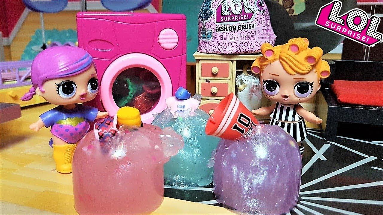 ЧТО ОДЕТЬ В ШКОЛУ? КУКЛЫ ЛОЛ ОДЕВАЛКИ Мультики с куклами ЛОЛ #lolsurprise #lolcrush