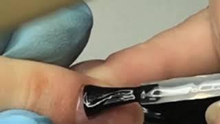 Выравнивание ногтевой пластины базой от Ники Земляникиной